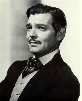 Clark Gable as Rhett Butler (Gone With The Wind)