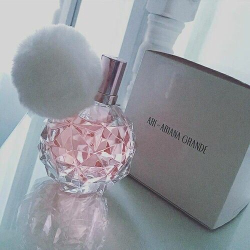 I have this perfume ADN i love it so much