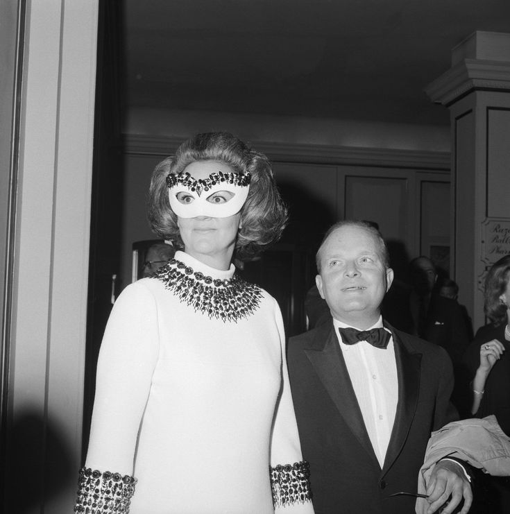 Today marks the 50th anniversary of American novelist Truman Capote's greatest social triumph, the Black