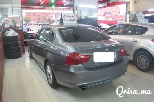 2012, Voiture, BMW, 3 Series, Marrakech