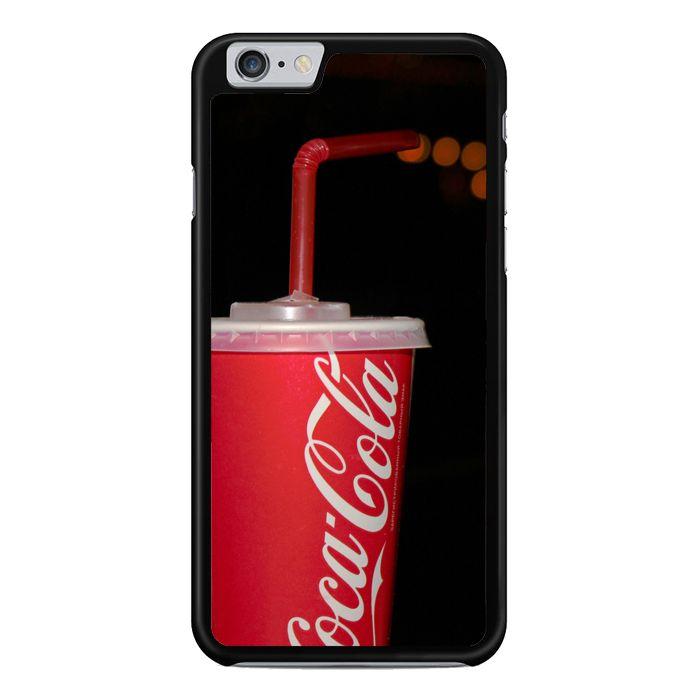 Coca Cola HD Wallpaper iPhone 6 Plus / iPhone 6S Plus Case   Republicase