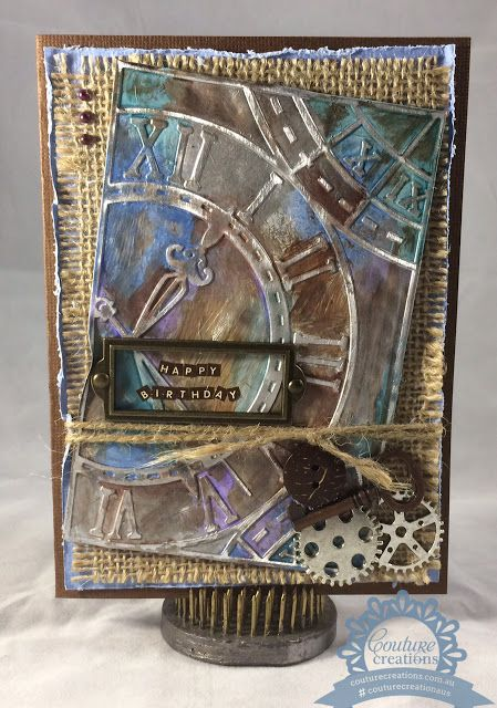 Artdeco Creations Brands: Happy Birthday by Tracey Cooley