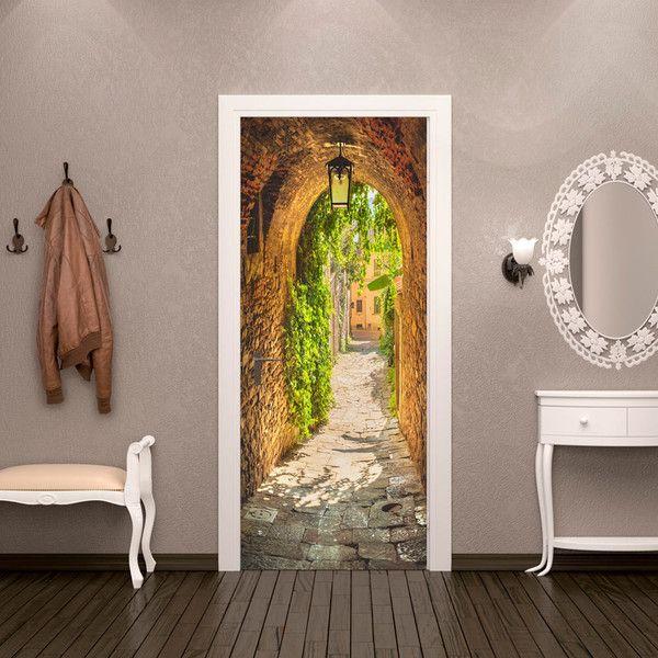 Tapeta na drzwi 100x210 c-B-0105-a-a - artgeist - Dekoracje #art #tapeta #dekor #door