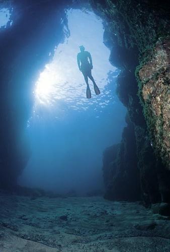 Grotta della Mezza Luna, Carbonia-Iglesias,Sardegna, by Wild Friday via Flickr