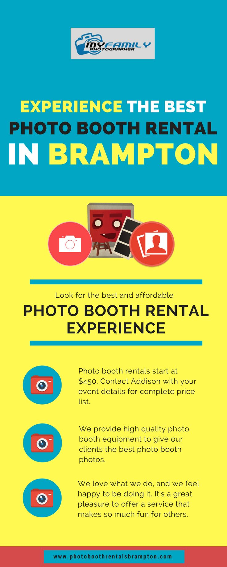 Experience the Best Photo Booth Rental in Brampton
