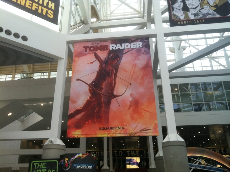 It's really starting to look like the year of the archer around E3.