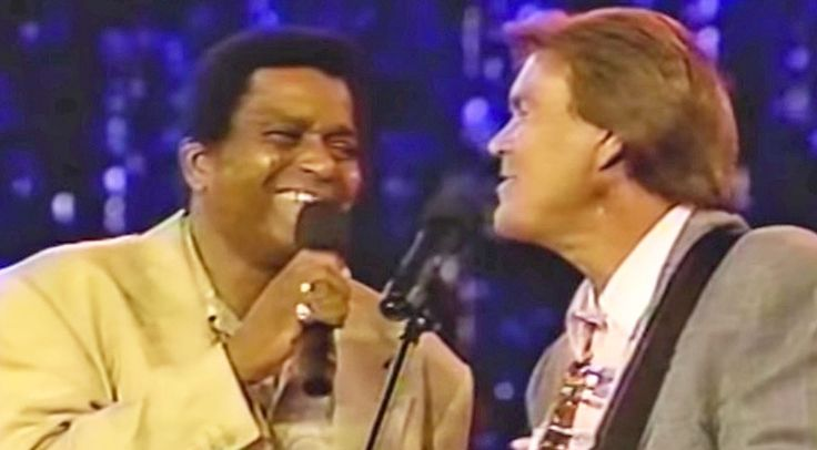 Charley Pride & Glen Campbell Singing 'El Paso' Together Is An Absolute Masterpiece