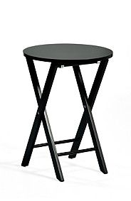 ROUND FOLDING TABLE, SMALL