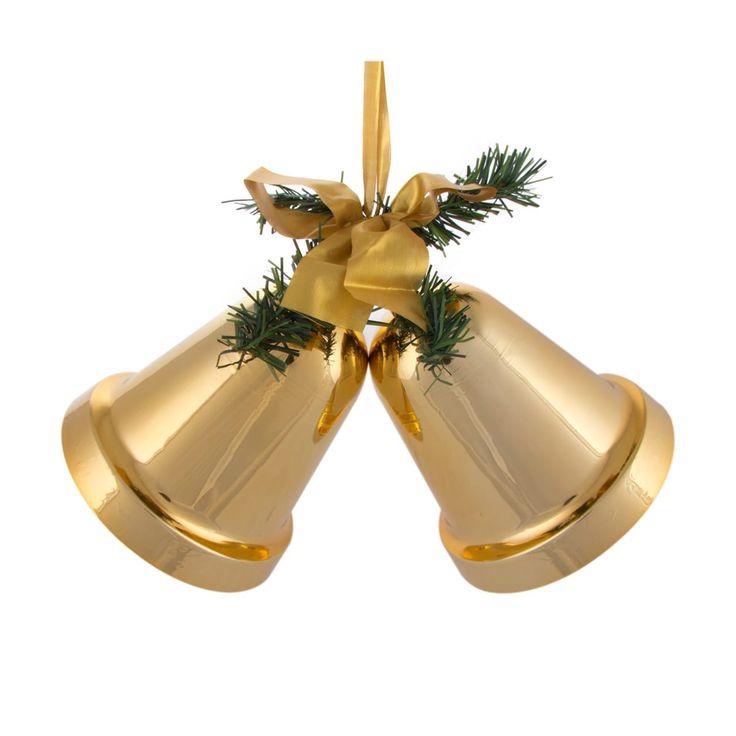 Shatterproof Christmas bells