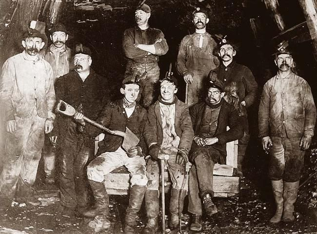 """In addition to isolation and darkness, the [coal] miner sometimes works in mud and water, sometimes stripped to the waist because of the heat, sometimes in suffocating gas and smoke.""  Those words from a 1922 U.S. Department of Labor report told only part of the story.  Coal miners also faced lung disease, explosions, and cave-ins that trapped miners underground, where they often died."