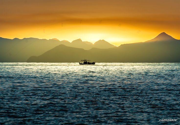 Attica Greece (Sundown) - M5300 -  Φωτογράφος: +Nikos Atlidakis