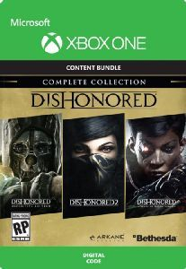 Dishonored Complete Collection - Xbox One [Digital Download]