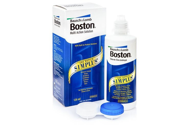 Boston Simplus Solution 120 ml cu suport