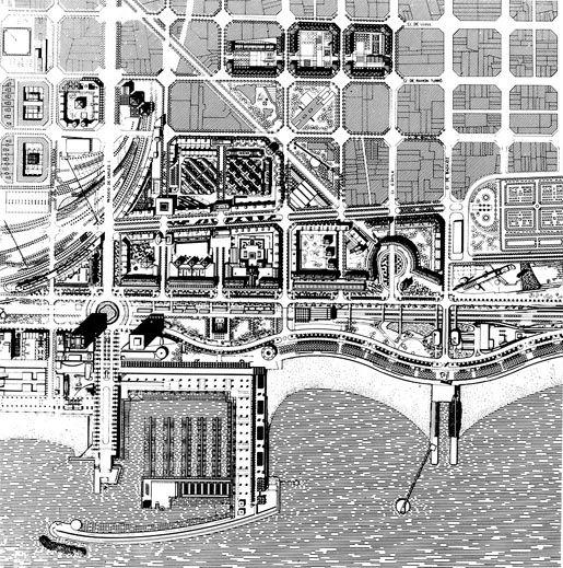 Urban Networks: Intervenir en la ciudad consolidada: La Villa Olímpica de Barcelona.