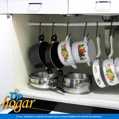 M s de 25 ideas incre bles sobre ollas para colgar en - Ollas de cocina ...