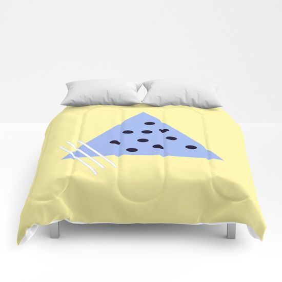 Just a little bit Quirky Comforters