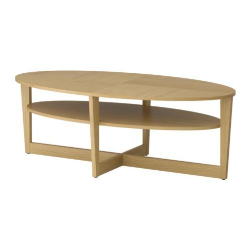 VEJMON Coffee table IKEA Separate shelf for magazines, etc. helps you keep your things organised and the table top clear.  LOUNGE 130POUNDS