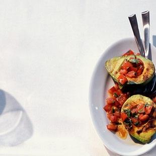 Gegrillte Avocado | Recipe | Grilled Avocado, Avocado and Html