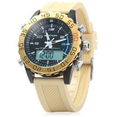 <b>Sanda</b> SD-002 <b>Men</b> LED <b>Sports</b> Watch - $20.62 Free Shipping ...