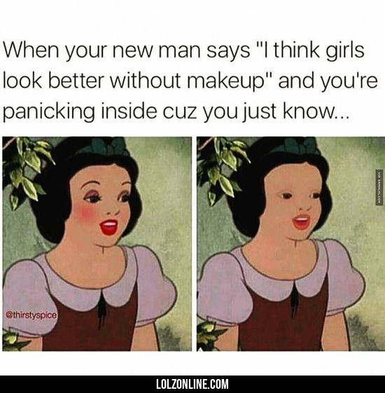 Girls Without Makeup#funny #lol #lolzonline