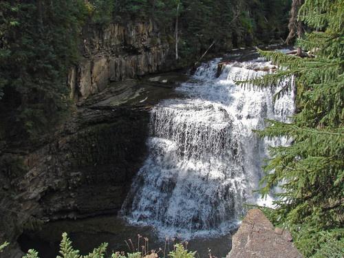 Ousel Falls, Montana  July 2012