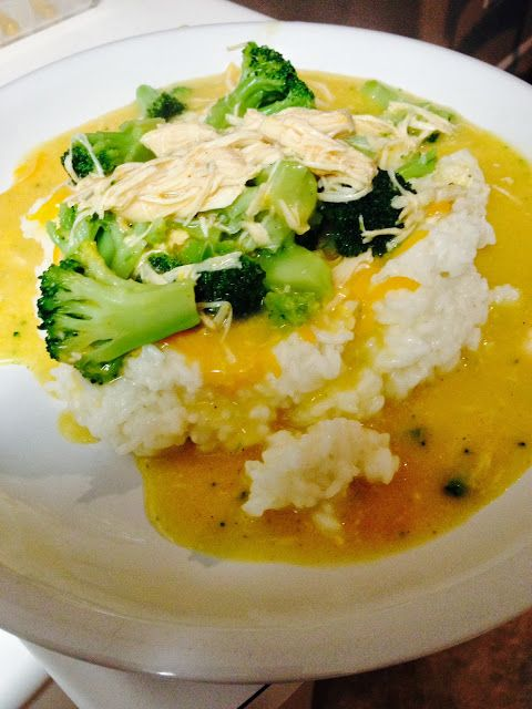 Chicken Broccoli and Rice | Recipes | Pinterest