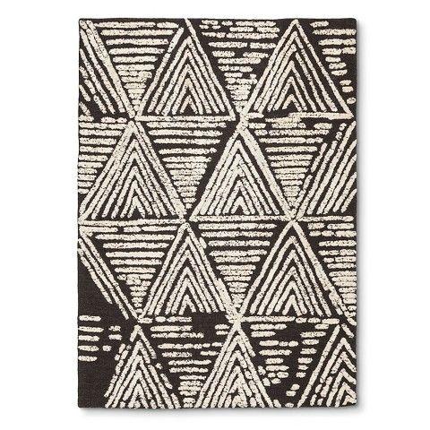Nate Berkus™ Raised Geometric Rug, 7'x10', $269 on sale