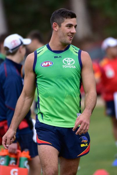 Taylor Walker Photos: Adelaide Crows Training Session http://footyboys.com