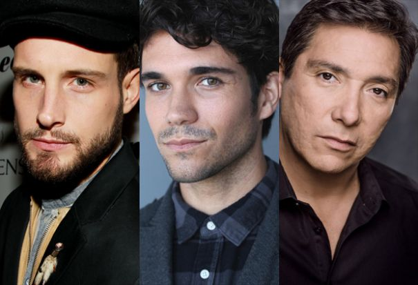 Lifetime's Menendez Brothers Movie Casts Its Leads Erik, Lyle & Jose