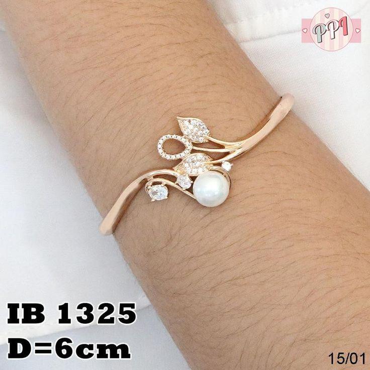 Perhiasan Gelang mutiara Lapis emas Fast Respon Pin BB : 5F81C0E7 No Hp : 081223335084