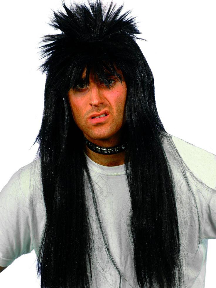 Punkkari-peruukki. Punkin aatetta ilmaisi myös uusi pukeutumistyyli, johon kuuluivat olennaisesti esimerkiksi irokeesi ja piikkitukkakampaukset, hakaneulat ja kloriittifarkut.
