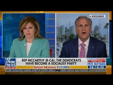 Minority Leader Kevin McCarthy RIPS Justin Amash Over His ...