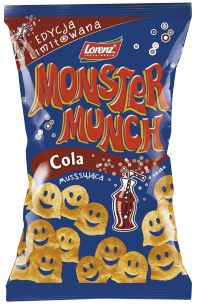 Monster Munch | Lorenz Snack-World