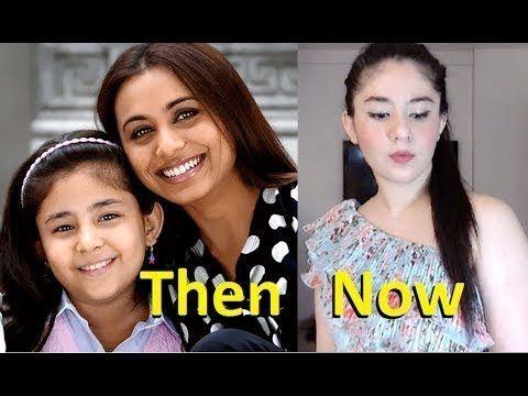 Rani Mukerji & Saif Ali Khan's daughter in 'Ta Ra Rum Pum',Angelina Idna...