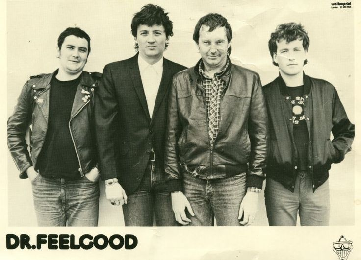 Dr Feelgood Album Cover