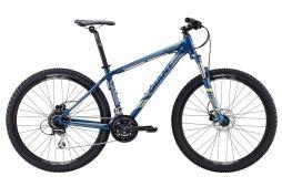 Bicicleta Mountain Bike Hardtail, GIANT TALON 27.5 4, 2015, marime L, Albastru, Barbati