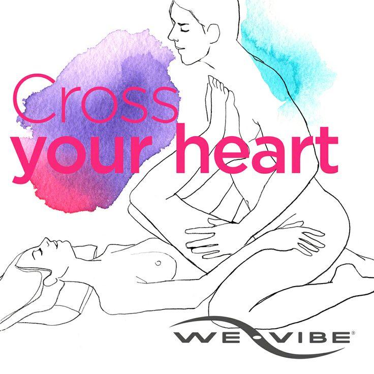 Cross your heart.