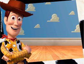 Plantilla Invitación de Woody                              …