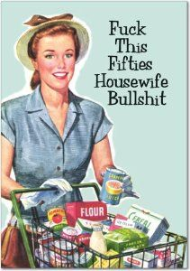 50s Housewife Birthday Greeting Card by NobleWorks. $2.95. Do you need to send someone a funny card? Do your friends love funny jokes? NobleWorks is your Humor Company! In business for over 30 years, NobleWorks is always publishing funny birthday cards, funny Christmas cards, naughty birthday greetings, naughty holiday cards, and funny cards for all occasions. NobleWorks is a print-on-demand company, printing only what you order. Noble Works is dedicated to re...