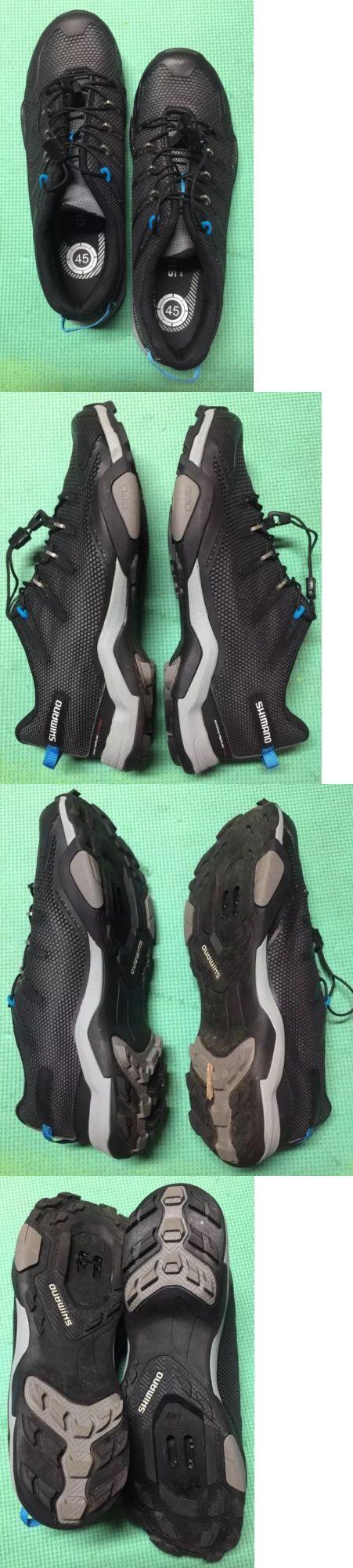 Men 158986: New Shimano Sh-Mt44l Mountain Bike Cycling Shoes 2-Bolt Nylon Size 45Eu 10.5Us -> BUY IT NOW ONLY: $69.99 on eBay!