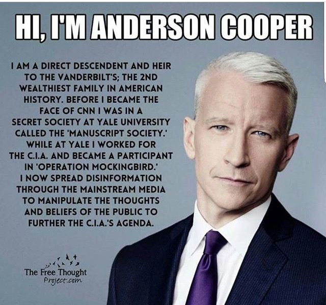 Anderson Cooper, the side that you never heard about.