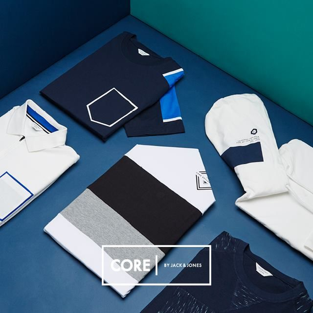 Color blocking I CORE by JACK & JONES