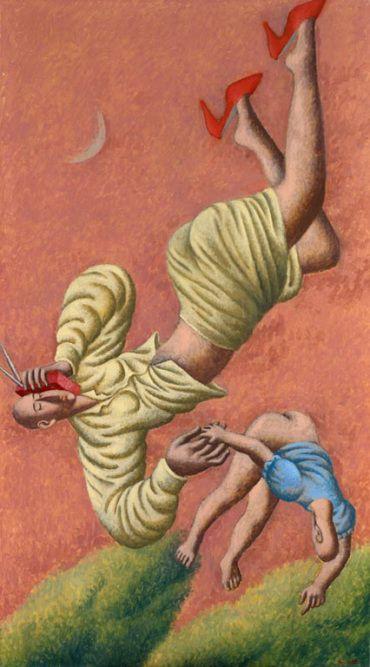 .:. Σάμιος Παύλος – Pavlos Samios [1948] Untitled, 1987