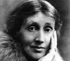 """Virginia Woolf, escritora y crítica literaria británica. Su biografía, obra, fragmentos, citas, vínculos en el blog literario """"Internalia"""", de Ana Alejandre"""