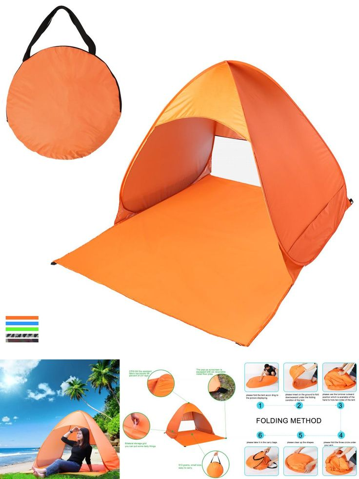 [Visit to Buy] 2-3 Persons Outdoor Portable Tent Quick Automatic Pop Up Instant Tent For Camping Fishing Picnic Shelter Park #Advertisement