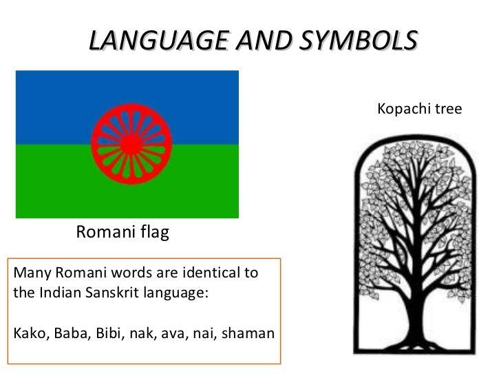 Romani history & culture