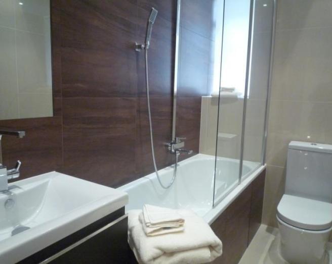 1000 ideas about shower over bath on pinterest moroccan. Black Bedroom Furniture Sets. Home Design Ideas