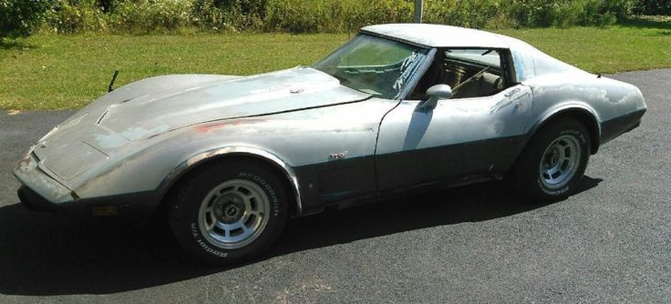 Cheap But Challenged: 1977 Corvette Project - http://barnfinds.com/cheap-but-challenged-1977-corvette-project/