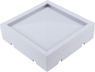 Heitronic LED Aufbauleuchte ALEKSI 8W quadratisch Deckenleuchte Deckenlampe Panel LED-Panel Jetzt bestellen unter: https://moebel.ladendirekt.de/lampen/deckenleuchten/deckenlampen/?uid=1e26a919-5966-5e1a-b1de-8a0ebd77b188&utm_source=pinterest&utm_medium=pin&utm_campaign=boards #deckenleuchten #heim #lampen #deckenlampen