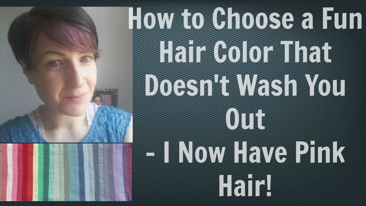 Watch me go from Brown to Pink Hair | How to Choose Best Fun Hair Colors...